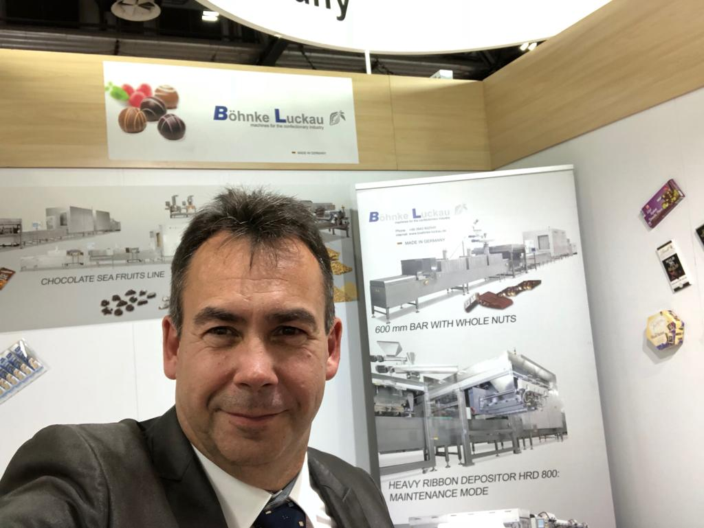 Böhnke & Luckau at the exhibition Dubai fair Gulfood Manufacturing 2018