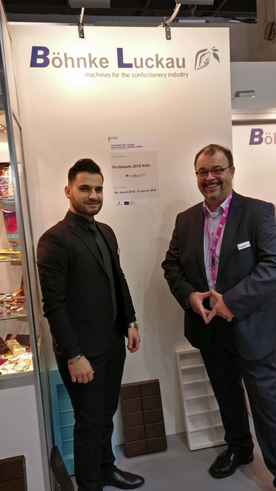 Böhnke & Luckau at ProSweets Cologne 2018