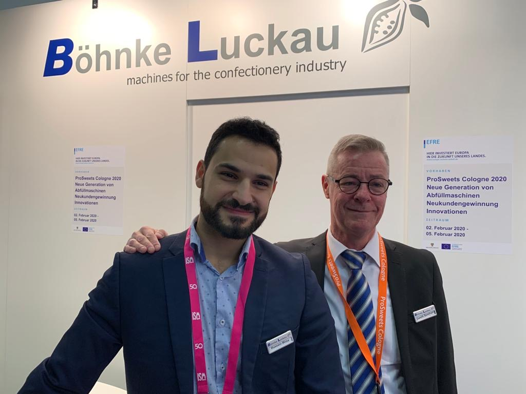 Böhnke & Luckau at ProSweets Cologne 2020